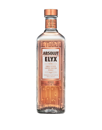 Absolut Elyx - Single Estate Handcrafted Vodka (750ml)