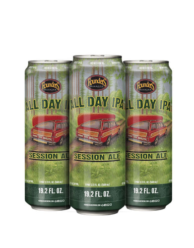 Founders All Day IPA (Set of 3)