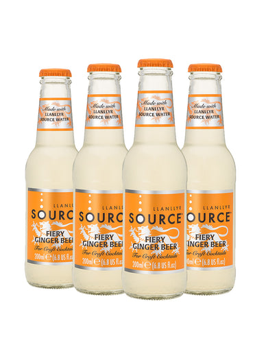 Llanllyr SOURCE Fiery Ginger Beer (24 pack)