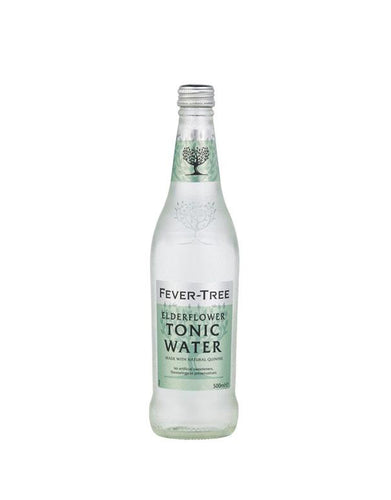 Fever-Tree Elderflower Tonic Water (500ml)