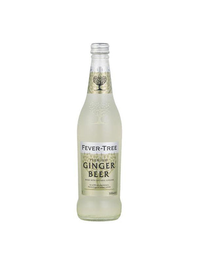 Fever-Tree Ginger Beer (500ml)