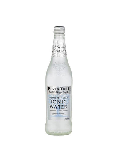Fever-Tree Refreshing Light Indian Tonic (500ml)