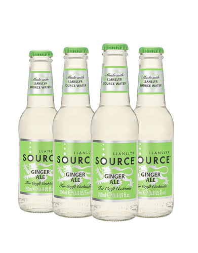 Llanllyr SOURCE Ginger Ale (24 pack)