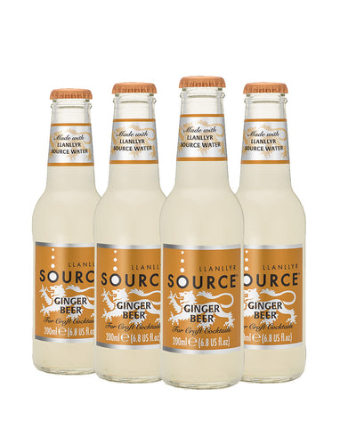 Llanllyr SOURCE Ginger Beer (24 pack)