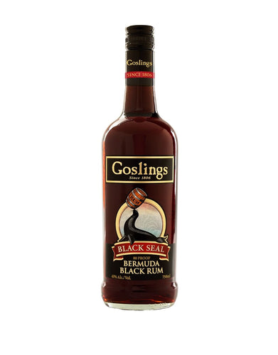 Goslings Black Seal Rum (80 Proof)