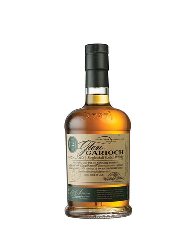 Glen Garioch 12 Year Highland Single Malt Scotch Whisky