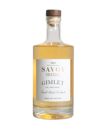 Savoy Cocktails Gimlet