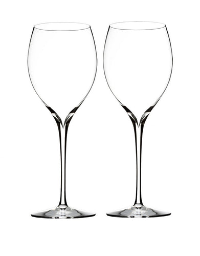 Waterford Elegance Chardonnay Wine Glass 14.5 Oz Set