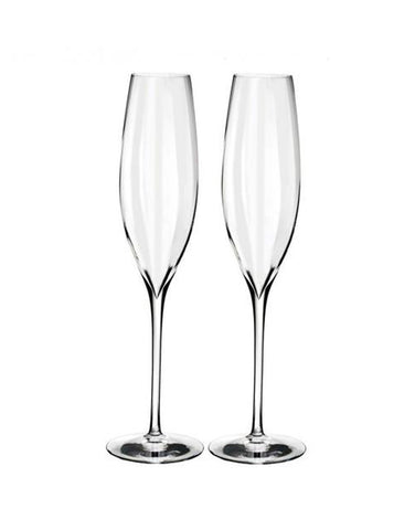 Load image into Gallery viewer, Waterford Elegance Champagne Classic Flute Set