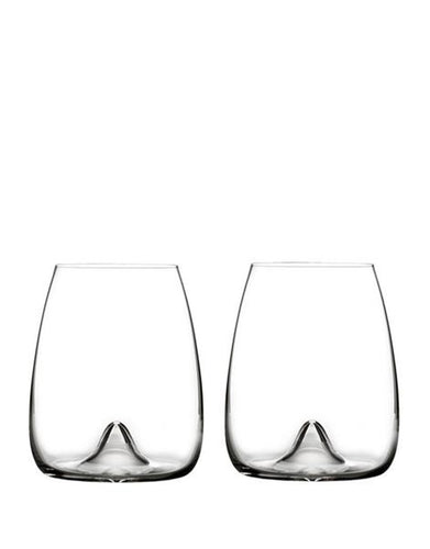 Waterford Elegance Stemless Wine Set