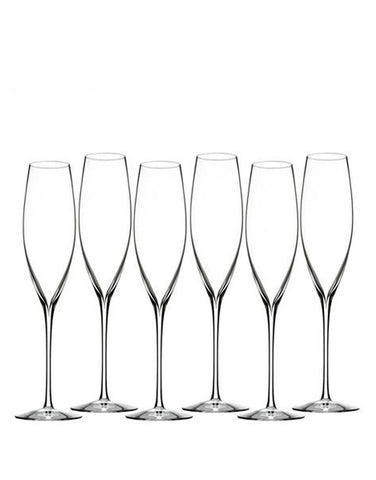 Waterford Elegance Classic Champagne Toasting Flute Set