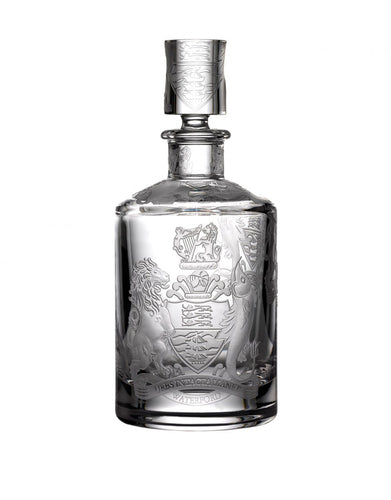 Waterford Crest Decanter 28.7 Oz