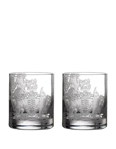 Waterford Crest Tumbler 11.8 Oz Set