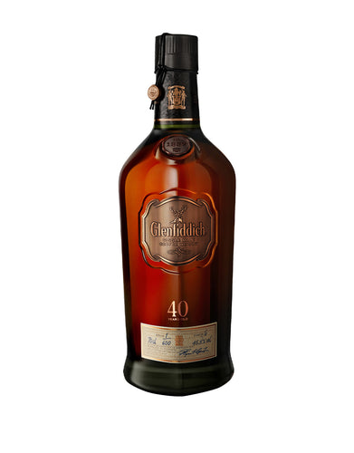 Glenfiddich 40 Year Old Single Malt Scotch Whisky