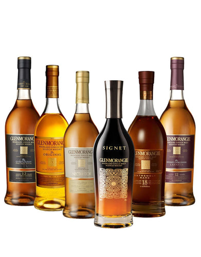 Glenmorangie Collection (6 bottles)