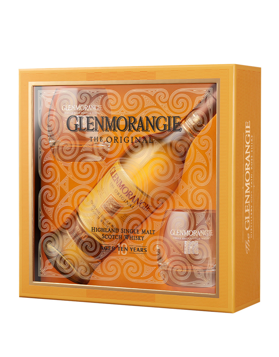 Load image into Gallery viewer, Glenmorangie Emblem Gift Set