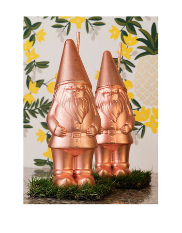 Absolut Elyx Gift Set with the Original Copper Gnome