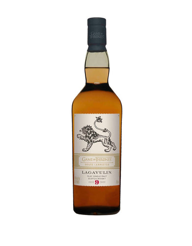 Game of Thrones House Lannister – Lagavulin 9YO