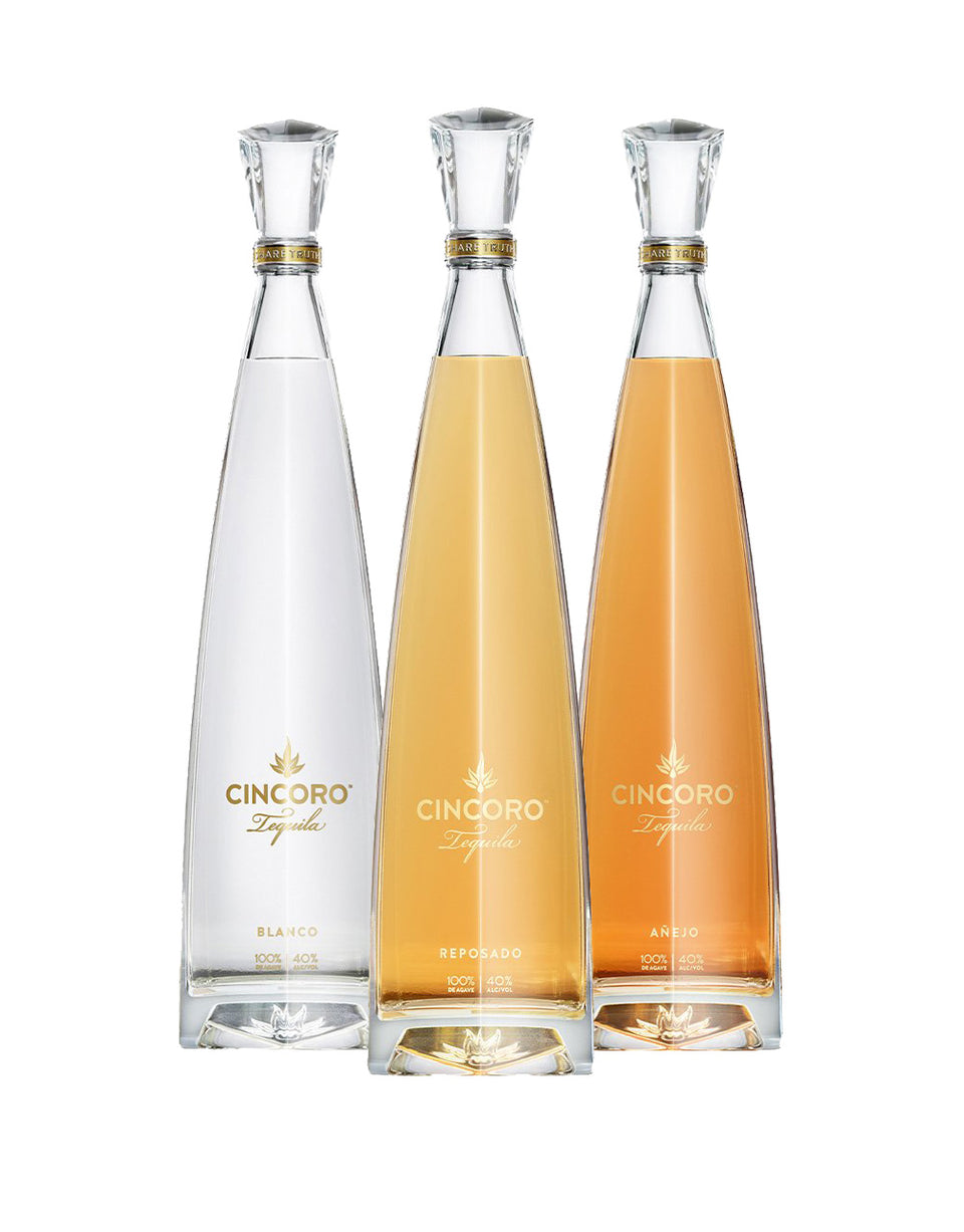 Load image into Gallery viewer, Cincoro Tequila (3 Bottles)