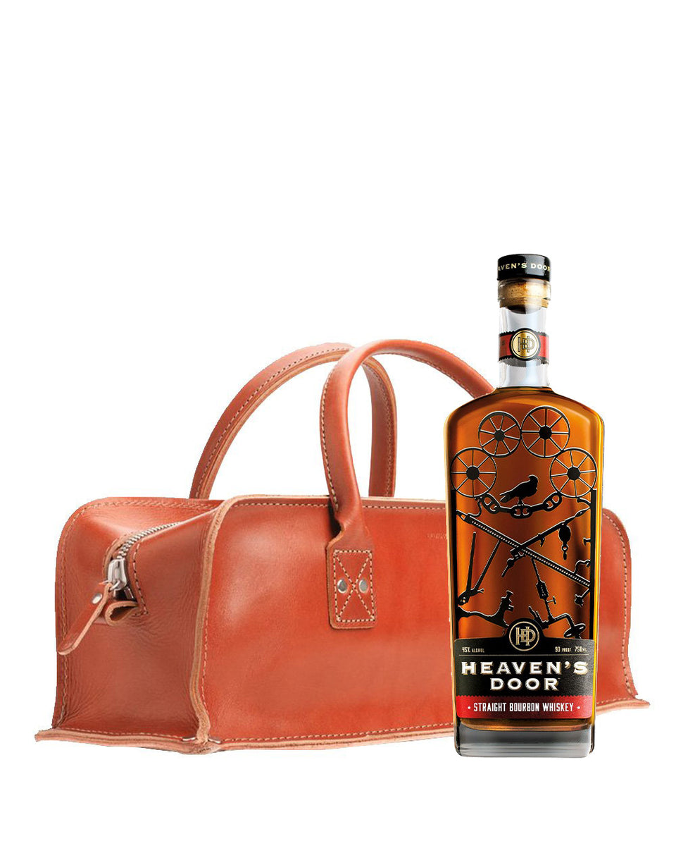 Load image into Gallery viewer, Heaven's Door Straight Bourbon with Billykirk BYOB Bag