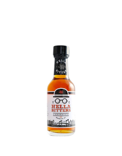 Hella Cocktail Aromatic Bitters (1.7 oz)