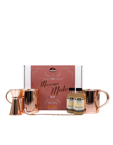 Hella Cocktail Moscow Mule DIY Cocktail Kit