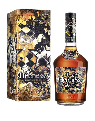 Hennessy V.S Limited Edition by Vhils