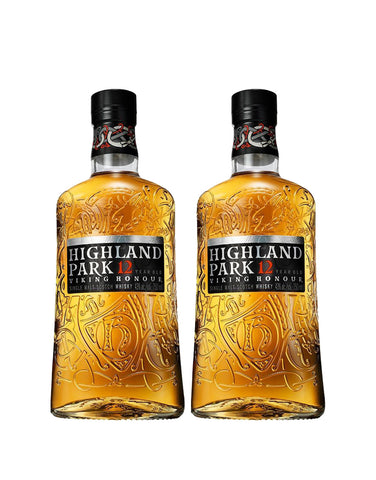 Highland Park 12 Year Old (2 Bottles)