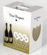 Load image into Gallery viewer, Dom Pérignon Vintage 2009 with Six Branded Glasses