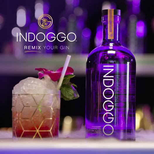 Load image into Gallery viewer, INDOGGO Gin by Snoop Dogg and cocktail