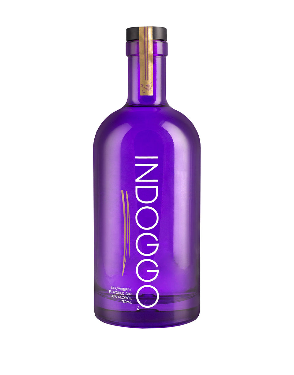 Load image into Gallery viewer, indoggo gin by snoop dogg bottle