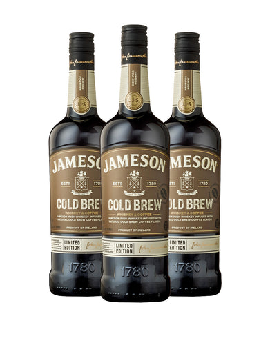 Jameson Cold Brew (3 bottle)