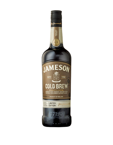 Jameson Cold Brew bottle