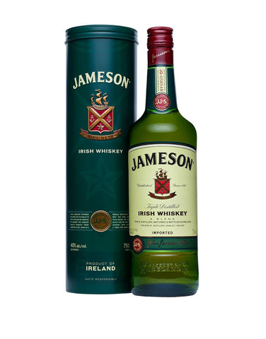 Jameson Original with Gift Tin | Buy Online or Send as a Gift | ReserveBar