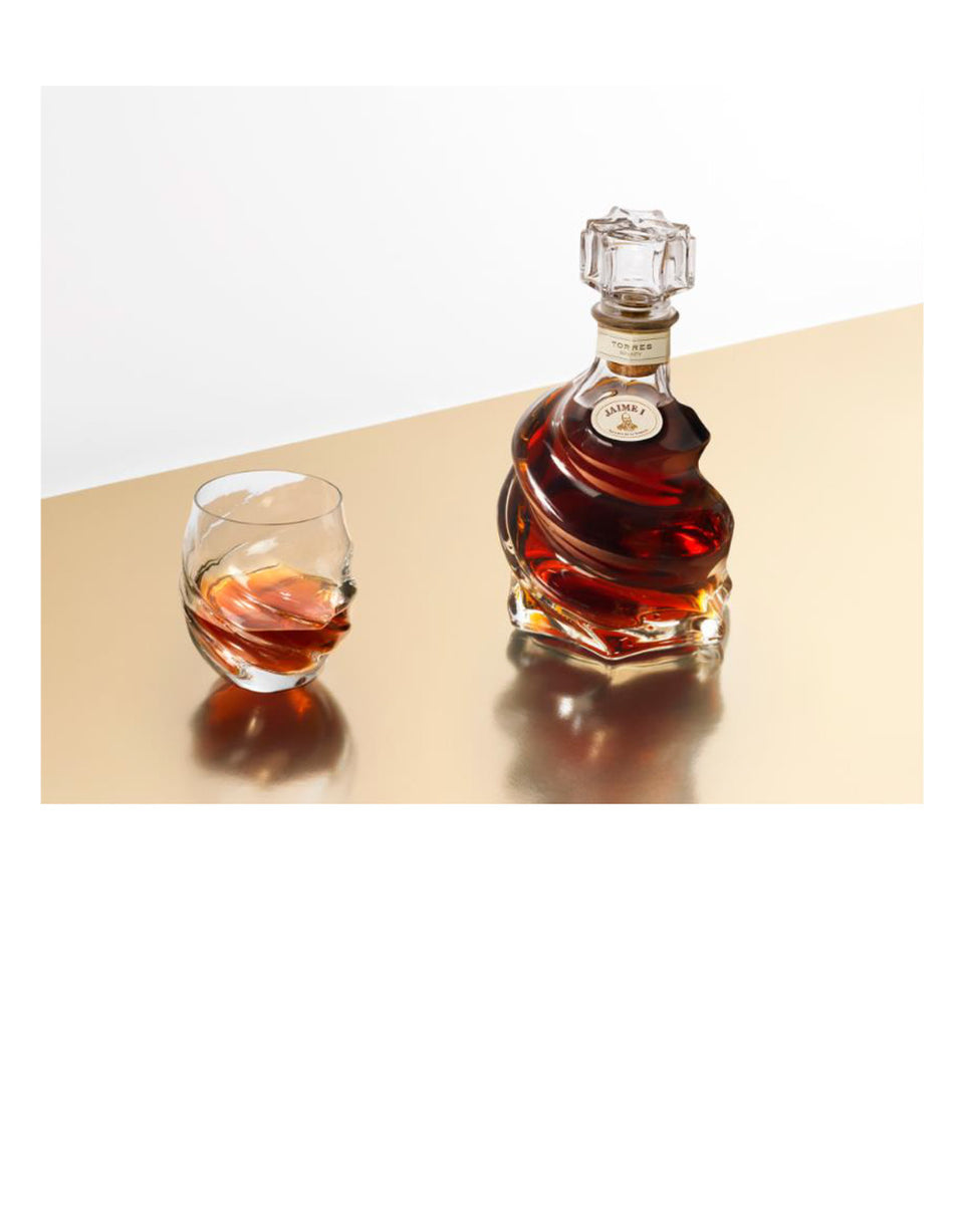 Load image into Gallery viewer, Torres Jaime I Brandy and glass