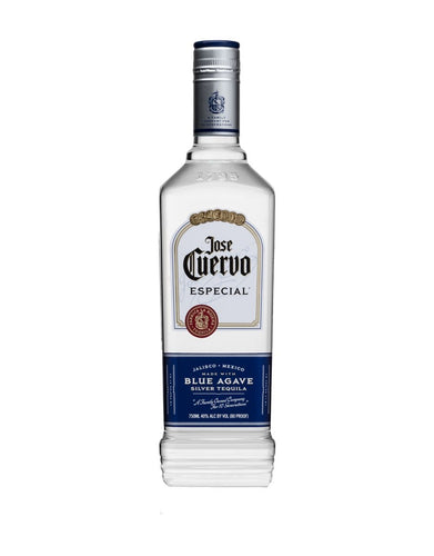 Jose Cuervo Especial® Silver tequila bottle