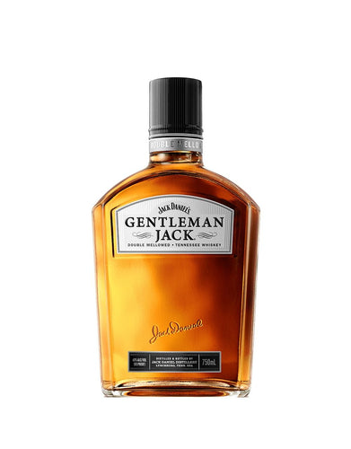 Gentleman Jack Double Mellowed Tennessee Whiskey bottle