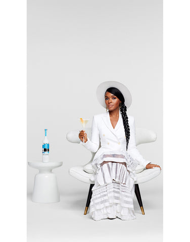 Belvedere Vodka x Janelle Monáe Limited Edition Bottle