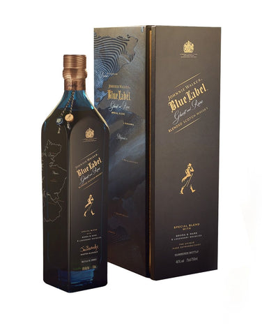 Johnnie Walker Blue Label® Ghost and Rare