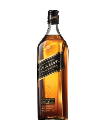 Johnnie Walker Black Label® Scotch Whisky bottle