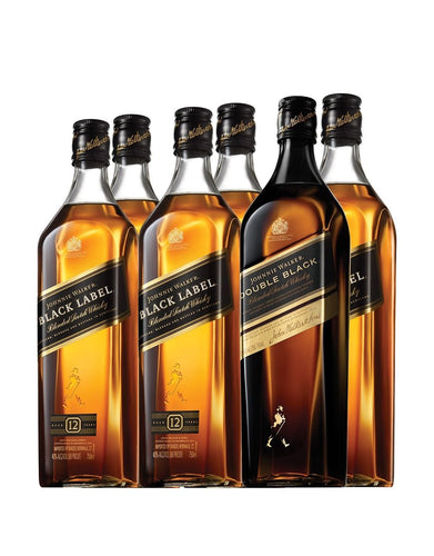 Johnnie Walker Black Club (6 Bottle Subscription)