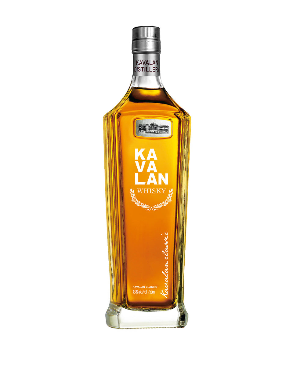 Load image into Gallery viewer, Kavalan Classic Single Malt Whisky bottle