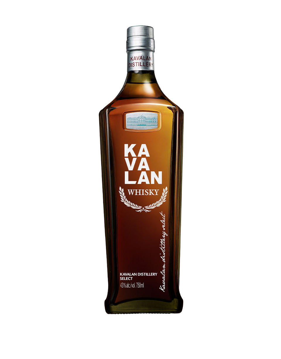 Load image into Gallery viewer, Kavalan Distillery Select Single Malt Whisky bottle