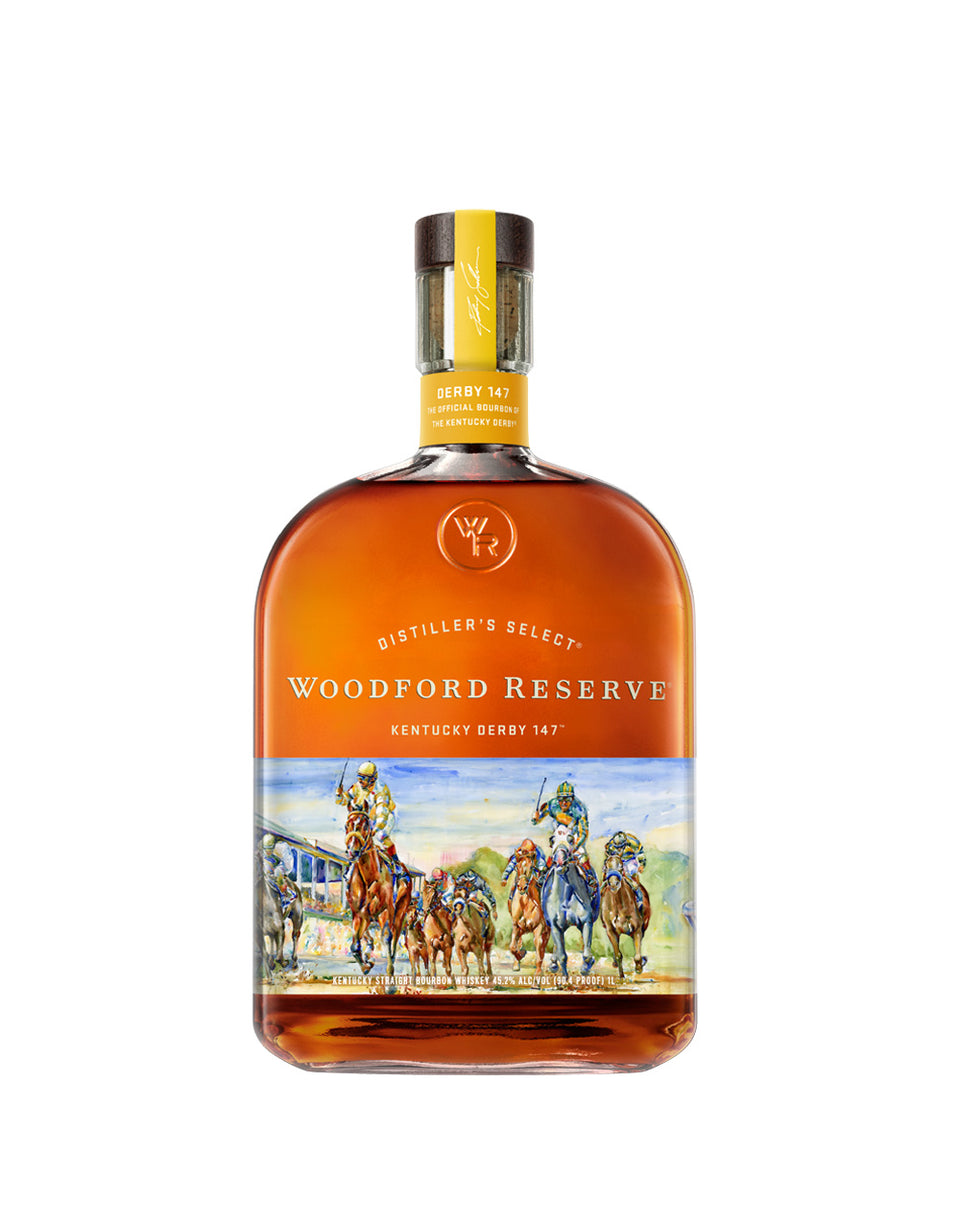 Load image into Gallery viewer, Woodford Reserve® 2021 Kentucky Derby® 147 Bottle