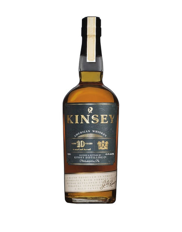 Kinsey 10 Year Old American Whiskey