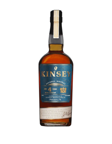Kinsey 4 Year Old Bourbon