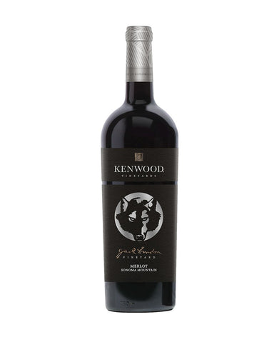 Kenwood Sonoma Mountain Jack London Merlot