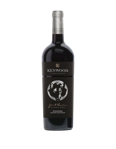 Kenwood Sonoma Mountain Jack London Zinfandel