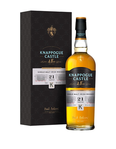 Knappogue Castle Single Malt 21 Year Old