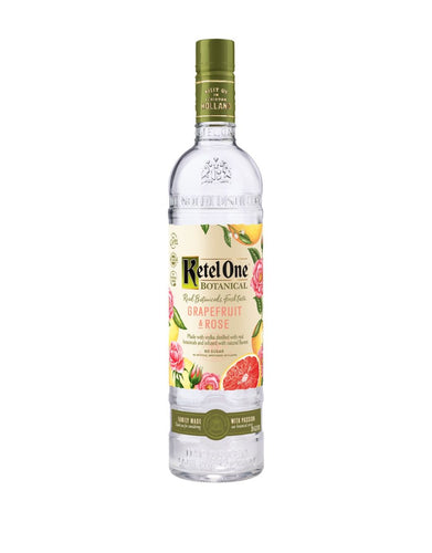 Ketel One® Botanical Grapefruit & Rose Vodka